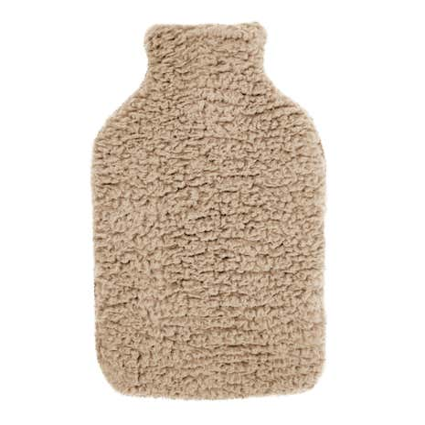 Teddy Bear Taupe Hot Water Bottle