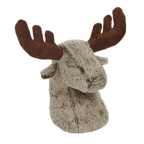 Stag Head Doorstop