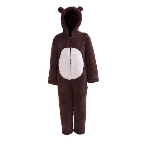 Teddy Bear Kids Brown All in One