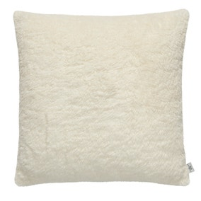 Teddy Bear Cream Cushion
