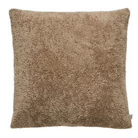 Teddy Bear Taupe Cushion