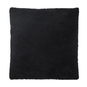 Teddy Bear Black Cushion