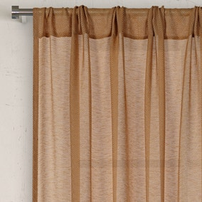 Lille Orange Slot Top Voile Panel