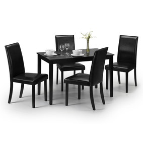 Hudson 4 Seater Dining Set