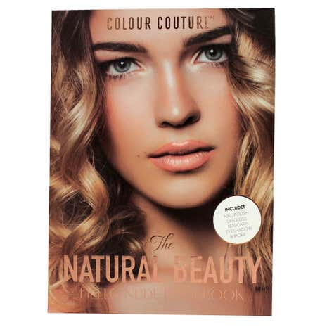 Colour Couture Natural Beauty Look Book