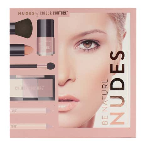 Colour Couture Natural Nudes Palette
