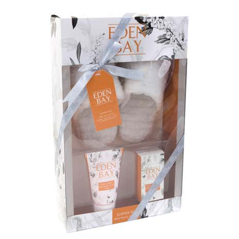Eden Bay Slipper Gift Set