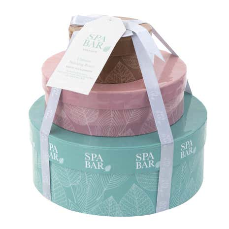 Spa Bar Ultimate Stacking Boxes Gift Set