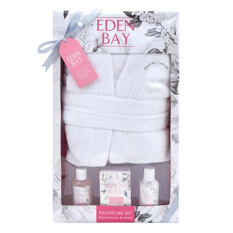 Eden Bay Bath Robe Gift Set