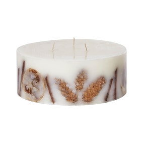 Large 3 Wick Winter Spice Inclusion Candle
