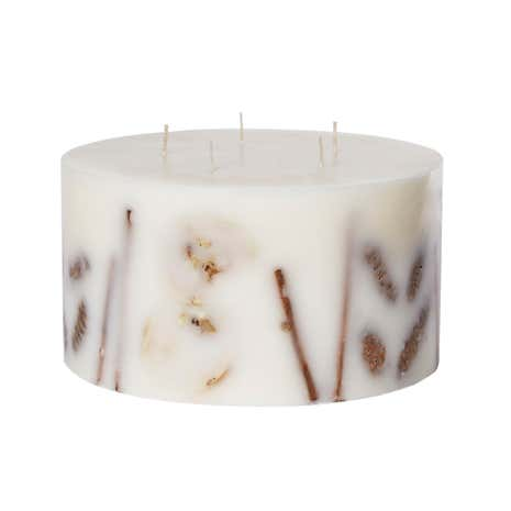 Large 5 Wick Winter Spice Inclusion Candle