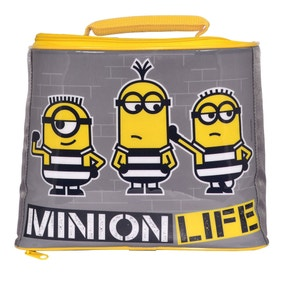 Despicable Me 3 Break Out Placemat Lunch Bag