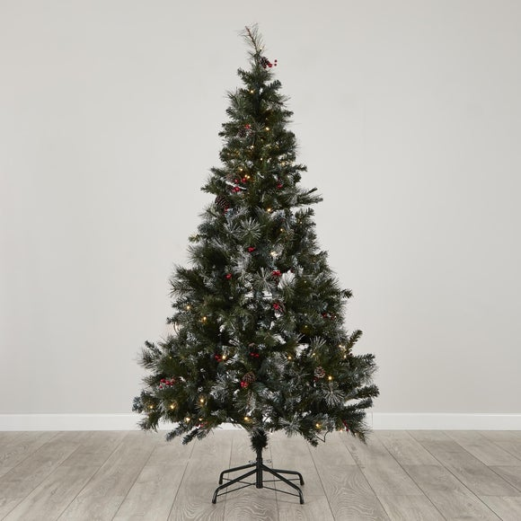 Christmas Trees | Pop Up & Pre-Lit Christmas Trees | Dunelm