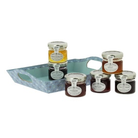 Tray of 6 Preserves