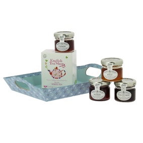 Churchgate Afternoon Tea Tray Gift Set