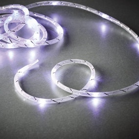 Set of 25 Silver Micro String Lights