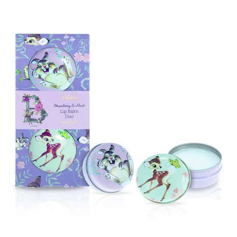 Disney Bambi Lip Balm Collection