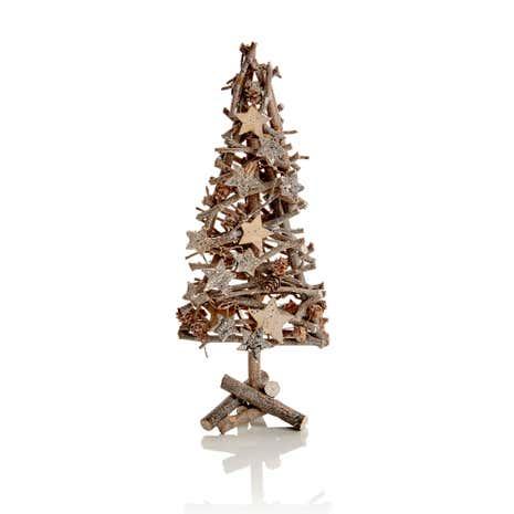 Decorative Sparkle Twig Tree