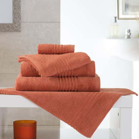 Deyongs Terracotta Classic Towel