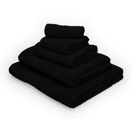Black Imperial Towel