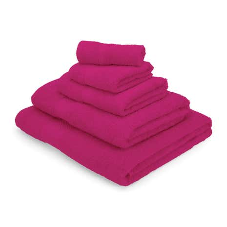 Raspberry Imperial Towel