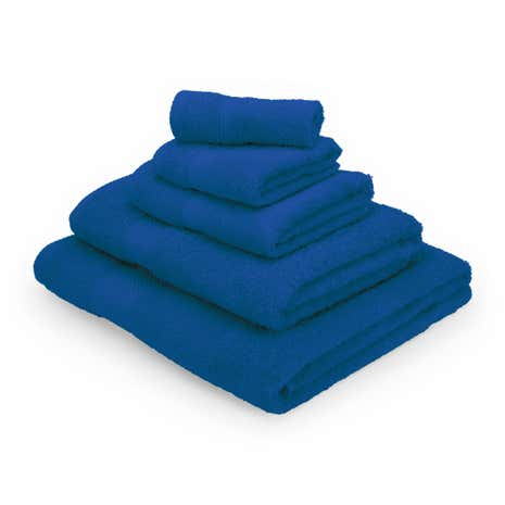 Royal Blue Imperial Towel
