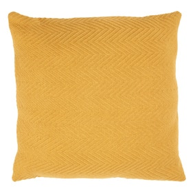 Hampton Ochre Cushion