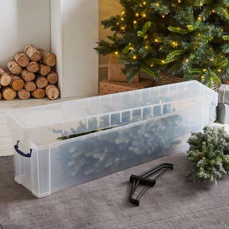 christmas tree storage box - Christmas Tree Storage