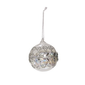 Jewelled Glass Bauble
