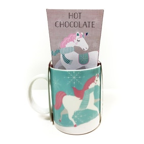 Unicorn Hot Chocolate Mug