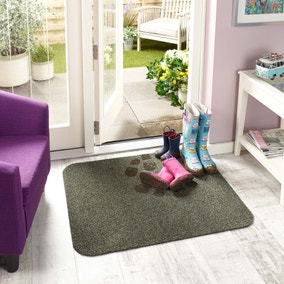 Marvel Sage Washable Mat 80x95cm