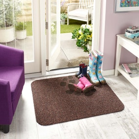 Marvel Rust Washable Mat 80x95cm