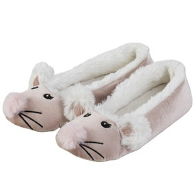 Mouse Ballerina Slippers
