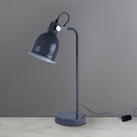 Owen Task Lamp Grey