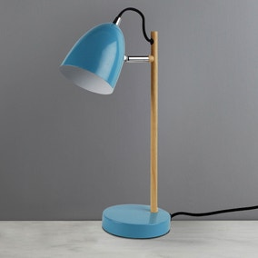 Jacob Duck Egg Task Lamp