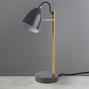 Jacob Grey Task Lamp