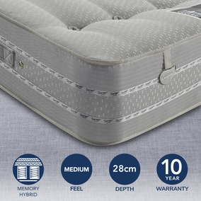 Pocketo 1500 Memory Mattress