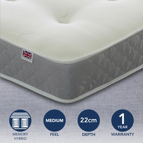 Prague Memory Foam Mattress