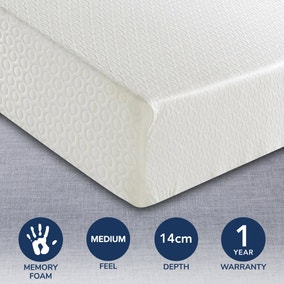 Memory Master Dream Sleepy 140 Medium Firm Mattress