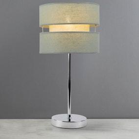 table lamps bedside lamps desk lights dunelm page 9. Black Bedroom Furniture Sets. Home Design Ideas