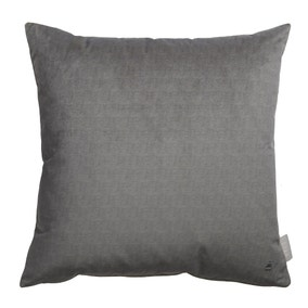 Harris & Hatherly by Jane Abbott Large Grey Embroidered Bee Cushion