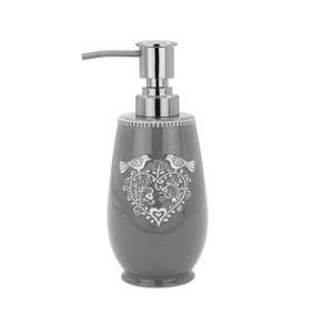 jan constantine love birds grey lotion dispenser - Funky Bathroom Accessories Uk