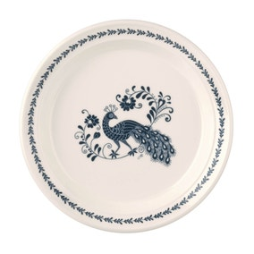 Jan Constantine made by Portmeirion Peacock Blue Side Plate