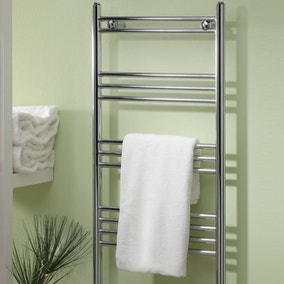 Wide Straight Towel Radiator
