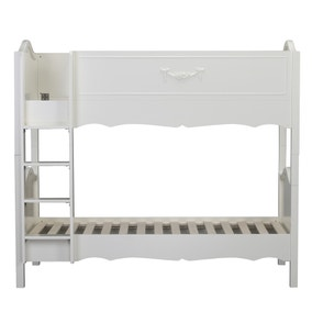 Toulouse White Bunk Bed