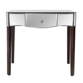 Viola Mirrored Small Dressing Table