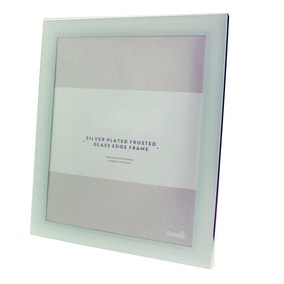 Frosted Glass Edge Frame