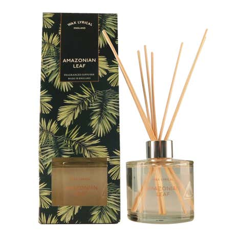 Wax Lyrical Amazonian Leaf 200ml Reed Diffuser