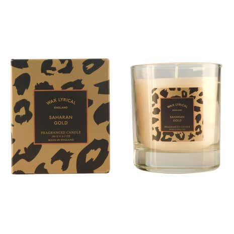 Wax Lyrical Destinations Saharan Gold Candle