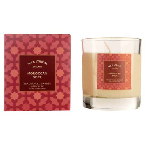 Wax Lyrical Destinations Moroccan Spice Candle